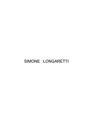 Simone Longaretti, portfolio