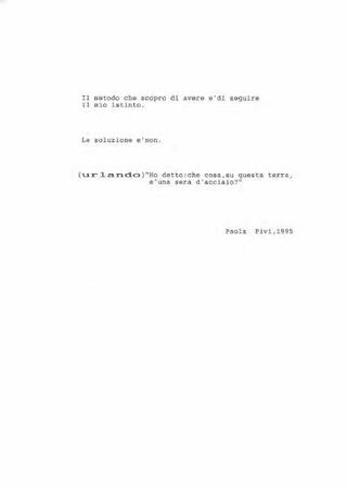 Didascalie Paola Pivi